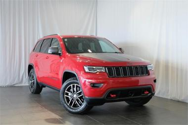 2019 Jeep Grand Cherokee Trailhawk 3.0D 4WD