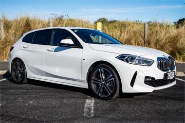 2020 BMW 118i M-Sport +Comfort