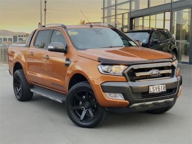 2018 Ford Ranger Wildtrak 3.2D