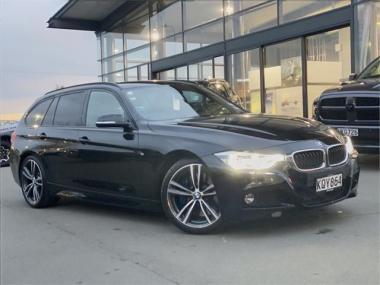 2016 BMW 330d