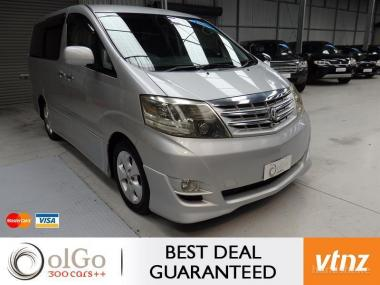 2005 Toyota Alphard AS 4WD *8 seats*