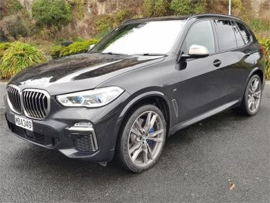 2019 BMW X5 M50d M Performance, NZ New