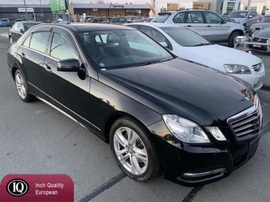 2012 MercedesBenz E350 Grade 4.5 High Spec