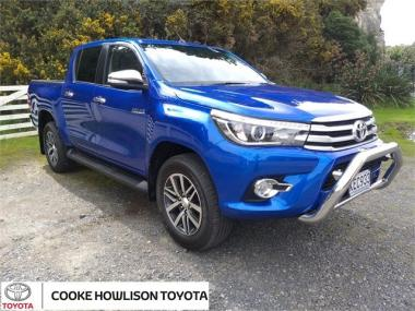 2016 Toyota Hilux 4WD SR5 LIMITED