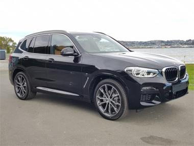 2020 BMW X3 xDrive20d M-Sport +Innovations