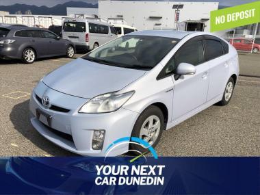2011 Toyota Prius Hybrid 1.8S No Deposit Finance
