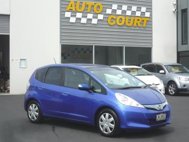 2010 Honda Fit Hybrid