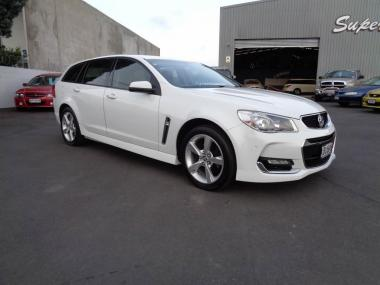 2016 Holden COMMODORE VF2 S/W SV6