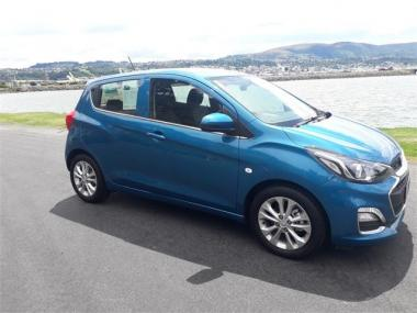2019 Holden Spark LT Hatch 1.4L Auto
