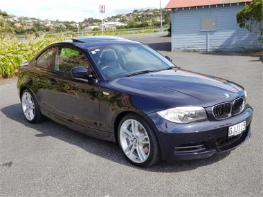 2012 BMW 135i M Sport Coupe