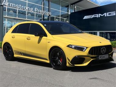 2020 MercedesBenz A 45 S 4MATIC +
