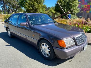 1992 MercedesBenz 500 SEL