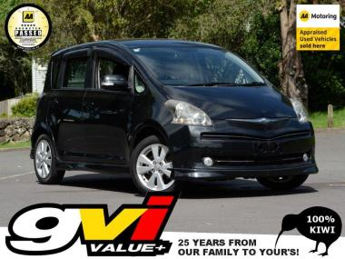 2008 Toyota Ractis / Vitz G * Cruise / Alloys * No