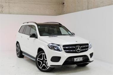 2019 MercedesBenz GLS 350D