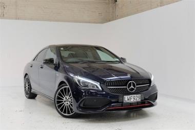 2019 MercedesBenz CLA 250 4MATIC
