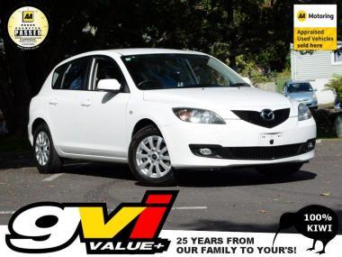 2007 Mazda Axela Hatch 15C * Facelift / Alloys * N