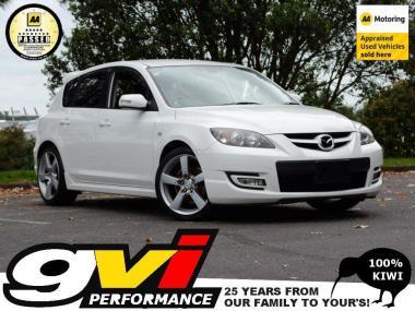 2008 Mazda Axela MPS Turbo * Leather / White!! * N