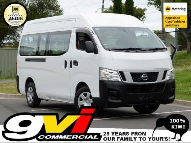 2013 Nissan NV350 / Caravan Jumbo * Diesel * Finan