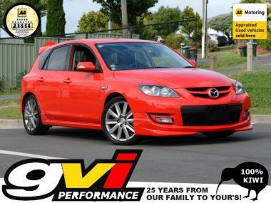 2008 Mazda Axela MPS Turbo * 6 Speed Manual * Fina