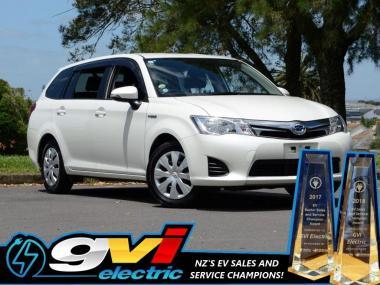 2013 Toyota Corolla Fielder Hybrid * New Shape * N