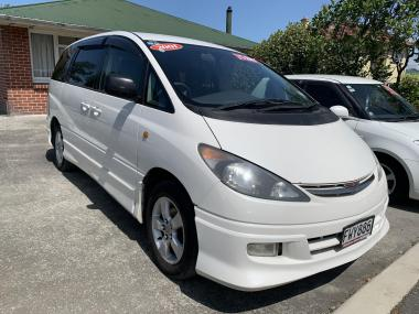 '01 Toyota Estima