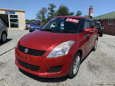 '10 Suzuki Swift