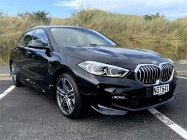 2021 BMW 1 Series F40 Sport Hatch 118i Hatch M-Spo