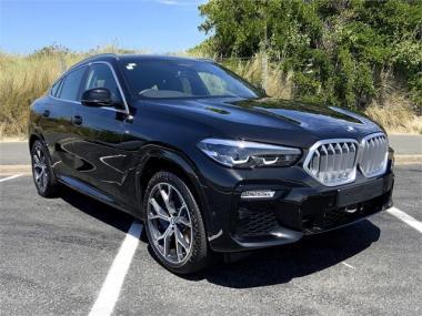 2021 BMW X6 xDrive30d M-Sport