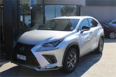 2018 Lexus NX 300 F SPORT, NZ NEW, FREE SERVICING