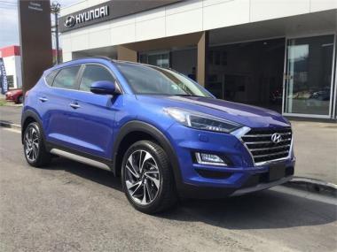 2019 Hyundai Tucson 1.6T DCT LTD PE