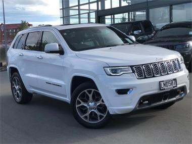 2017 Jeep Grand Cherokee Overland 3.0D/4Wd