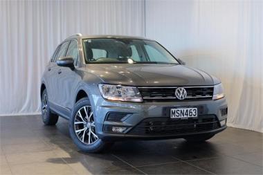 2020 Volkswagen Tiguan Tsi Comfortline 2WD