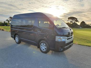 2018 Toyota Hiace 2.8 Turbo Diesel High Roof