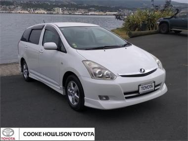 2007 Toyota Wish 2.0 Petrol G