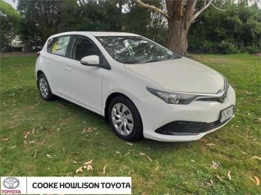 2017 Toyota Corolla GX