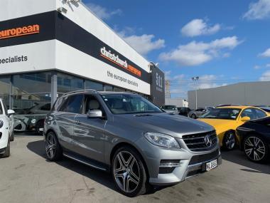 2013 MercedesBenz ML 350 3.0 CDI Diesel Bluetec AM