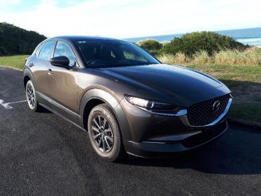 2021 Mazda CX-30 CX-30 A FWD GSX 2.0 6 AT