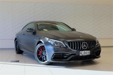 2021 MercedesBenz C 63 S Coupe