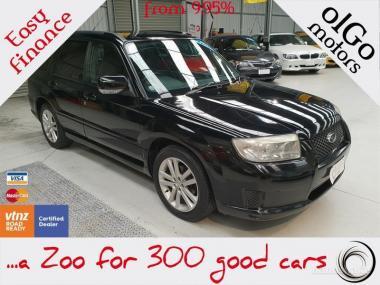 2006 Subaru Forester 2.0i 4WD Cross Sports *Low KM