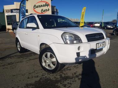 2006 Hyundai Tucson 2.0 City 2WD Petrol