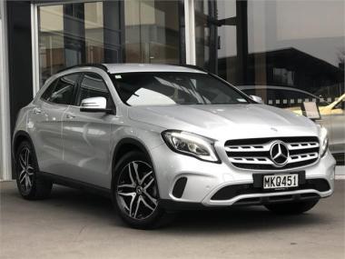 2019 MercedesBenz GLA 180 Petrol Turbo