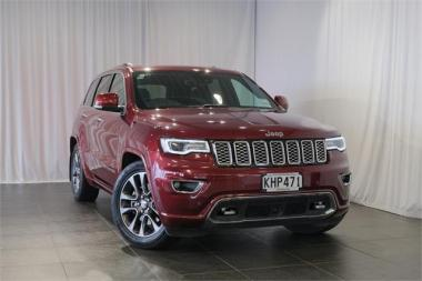 2017 Jeep Grand Cherokee OVERLAND 3.0L Diesel - To