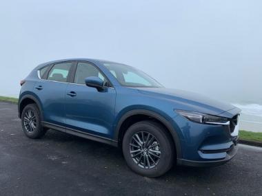 2020 Mazda CX-5 CX-5 AWD 2.2L GSX 6AT Diesel