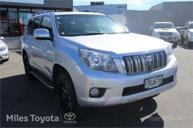 2011 Toyota Land Cruiser Prado VX Limited 4.0 Petr