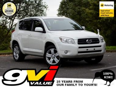 2009 Toyota RAV4 4WD Only 57kms! No Deposit Financ