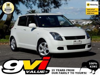 2006 Suzuki Swift XG Ltd * Alloys / Auto * No Depo