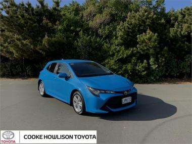 2019 Toyota Corolla GX 2.0P CVT FWD