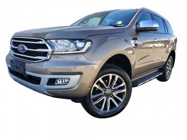 2020 Ford EVEREST Titanium 2.0l 10 spd Auto
