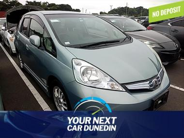 2011 Honda Fit Shuttle Hybrid No Deposit Finance