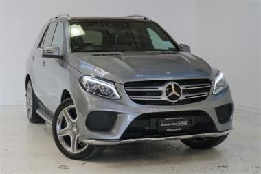 2015 MercedesBenz GLE 350d